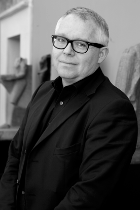 Chefkonservator Lars Henningsen